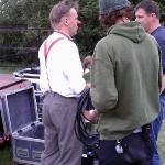 Fotos von Stefan, Leo und Flo am Montag bei KulturPur2011