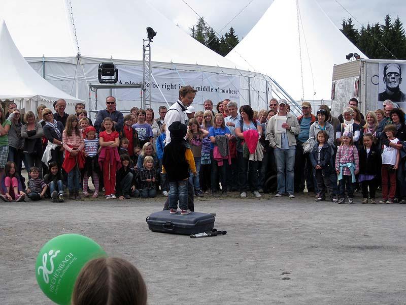 Fotos von Nadine am Montag bei KulturPur2011