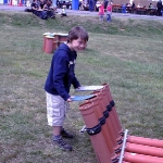 Fotos von Simon am Samstag bei KulturPur2011