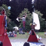 Fotos von Franziska und Maike am Samstag bei KulturPur2011