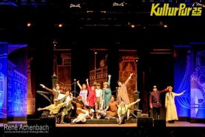 Pünktchen und Anton mit dem Jungen Theater Bonn