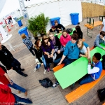 Freitag Vormittag bei KulturPur 2011