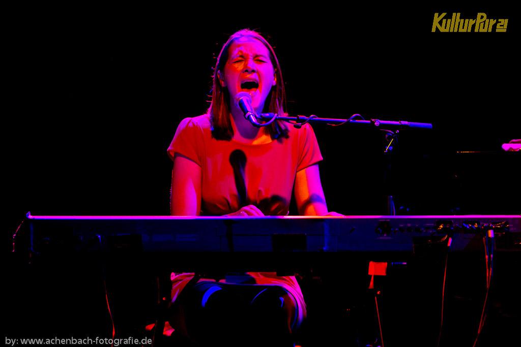 Sophie Hunger bei KulturPur2011 am Sonntag