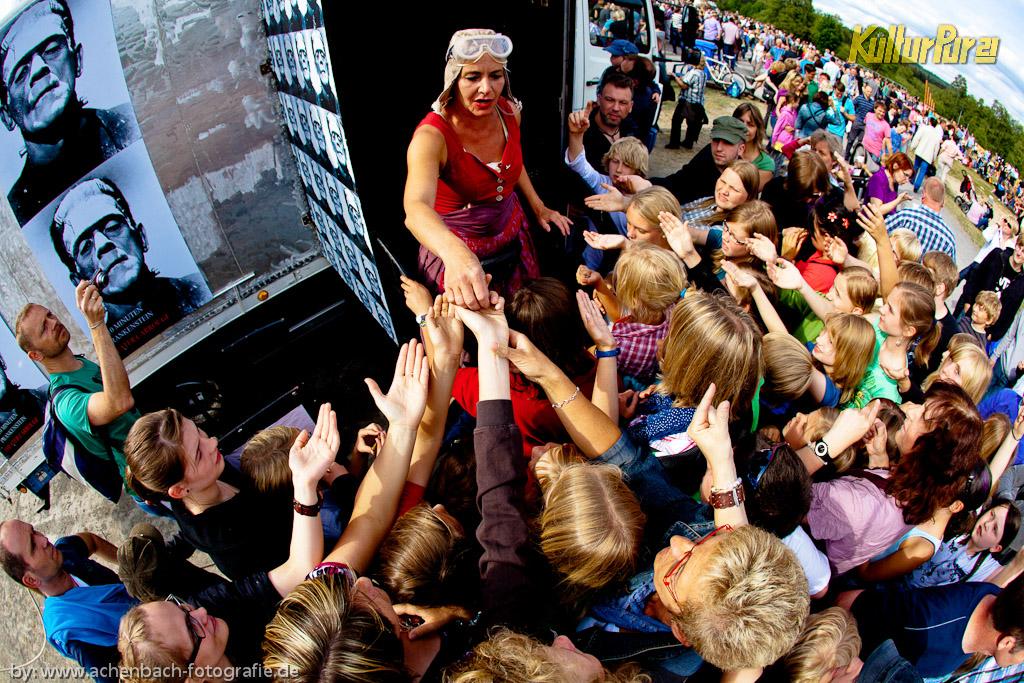 KulturPur2011 am Sonntag