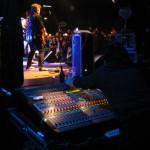 Backstage bei KulturPur