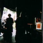 Zuschauerknipserfoto