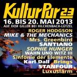 KulturPur 2013