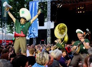 KulturPur24: Die Jazzpolizei
